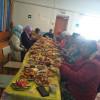 4 июня Канчуринском клубе накрыли стол на традиционный праздник Ураза байрам, угостили вкусным чаем и сладостями жителей деревни и детей. Все остались довольны.
