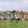 Межрегиональный фольклорный праздник сенокоса в д.Новокалтаево