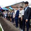 В Илькинеевском СДК провели праздник, посвященный ко дню Победы.