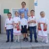В Кривлинском СДК провели мероприятие, посвященное 9 мая. Павловский СК поддержал номерами детскими.