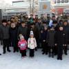 Торжественный митинг, посвящённый Дню защитников Отечества и 75-летию Победы в Великой Отечественной войне 1941-1945 гг.