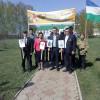 8 мая в Новотаймасовском Сдк провели митинг посвящённый 74-летию великой победы. По деревне прошёл Бессмертный полк.