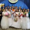 Традиционный конкурс куюргазинских красавиц и батыров прошел на сцене районного Дворца культуры.