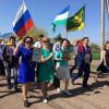 """Мурапталовский СДК 9 мая провели Всероссийскую акцию """"Бессмертный полк"""" Далее прошёл торжественный митинг."""