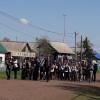 """8 мая Абдуловский СДК провели торжественный митинг посвященный ко дню Великой Победы.Шествие колонны """"Бессмертный полк"""",праздничный концерт,солдатская каша и чаепитие."""