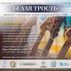 Идёт прием заявок на участие в конкурсе вокального и инструментального мастерства «Белая трость»