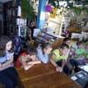 Фольклорный час «Полотенце-древний оберег»в Молокановской сельской библиотеке